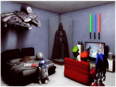 Boys Theme Bedrooms Diy Star Wars Decorations Star Wars