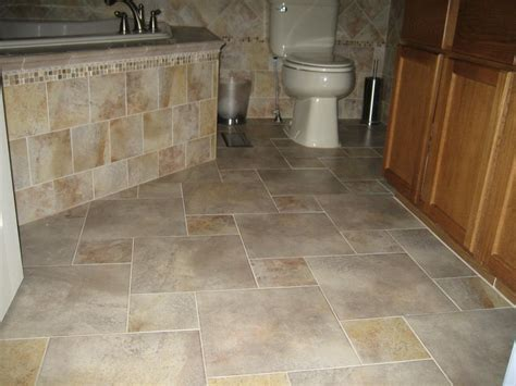 We offer hundreds of tile styles and floor & decor offers all the products needed to renovate a bathroom. Bathroom Floor Tile Ideas and Warmer Effect They Can Give - Traba Homes