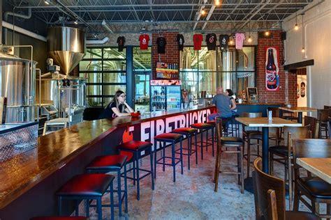 firetrucker brewery slingshot architecture