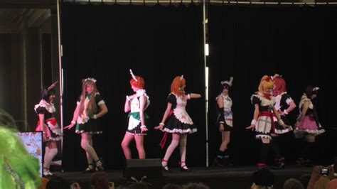 anime expo cafe after animaga expo 2015 write up walk of darkness