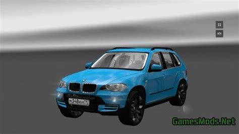 Mod Bmw X5 Truck Simulator 2 by Bmw X5 E70 187 Gamesmods Net Fs19 Fs17 Ets 2 Mods