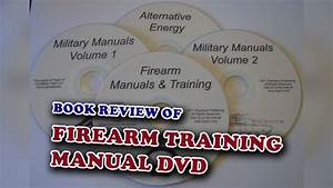 Firearm Training Manual Dvd Book Review