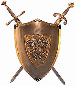Authentic Medieval Swords   Greek Swords And Shields ...
