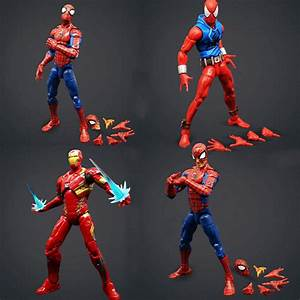Online Buy Wholesale scarlet spiderman figure from China ...