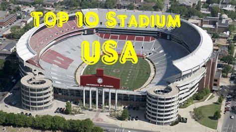 Top 10 Biggest Stadium Usa (2)