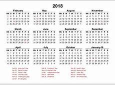 Accounting Calendar Download & Print Accounting Calendar