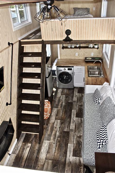 chalet shack tiny house  wheels mini mansions tiny
