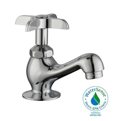 Glacier Bay Bathroom Sink Faucets by Glacier Bay Single Hole 1 Handle Low Arc Bathroom Faucet