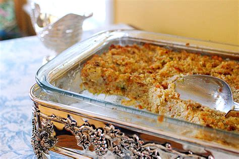 I have many older ones i need to update too! Old Fashioned Cornbread Dressing