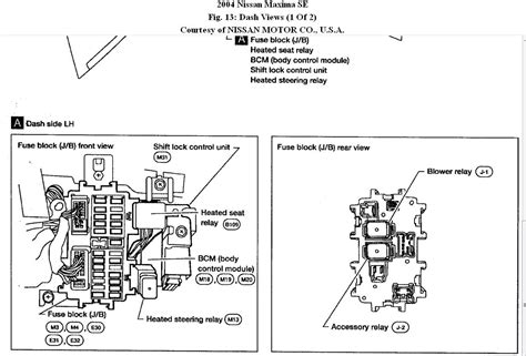 2004 Nissan Maxima Headlight Diagram by 2004 Nissan Maxima My Back Running Lights Fog Lights And
