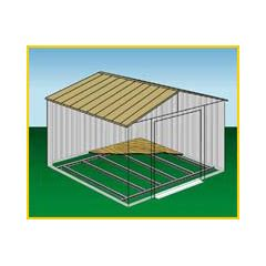 Arrow Floor Frame Kit Assembly by Wood Sheds From Arrow Sheds Storage Shed Kits