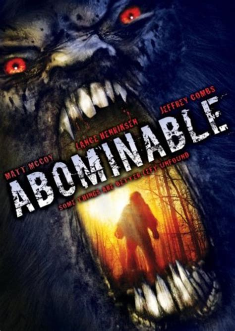 Image result for Abominable movie 2006