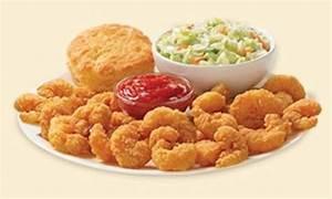 Popcorn shrimp - Picture of Popeyes Louisiana Kitchen ...
