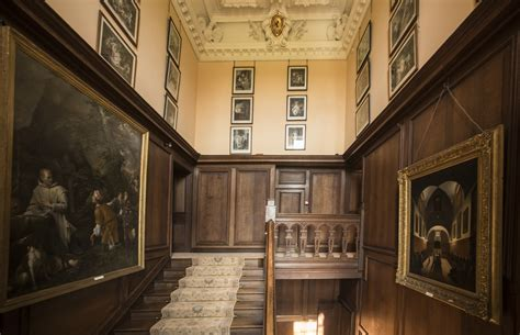 And Interiors by Interior Filming At Thirlestane Castle Lauder Scottish