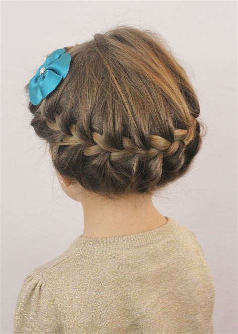 Easy Princess Hairstyles For by 15 Inspirations Of Easy Updo Hairstyles For