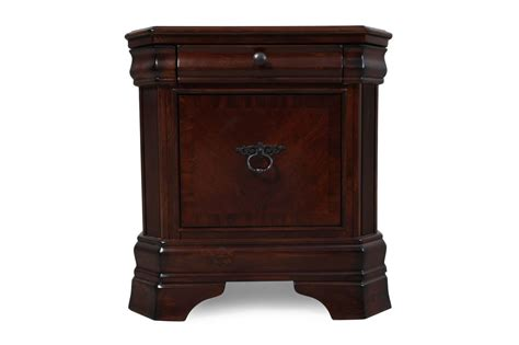 ashley furniture end table with power ashley millennium hamlyn end table with power station