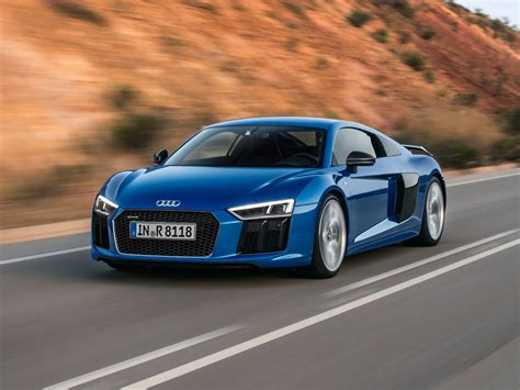 Ultimate German Supercar Is A New Audi R8 With V10 Engine