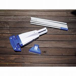 Filtre Intex S1 : balai aspirateur batterie pour piscine et spa gonflable ~ Melissatoandfro.com Idées de Décoration