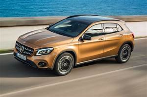 2018 Mercedes Benz GLA250 4Matic First Test Fun But Far