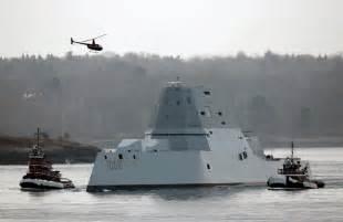 Russian Navy New Destroyer