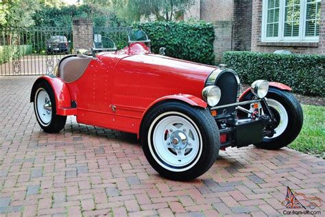 Bugatti Owned By Vw by Wow How Much Can You 1964 Vw Bugatti Replica Runs