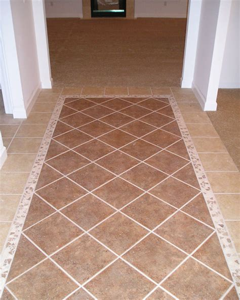 foyer tile layout ideas foyer tile patterns furniture ideas deltaangelgroup