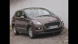 Peugeot 308 2eme Generation Occasion : essai peugeot 3008 1 6 hdi 115 bvm6 active 2013 youtube ~ Medecine-chirurgie-esthetiques.com Avis de Voitures