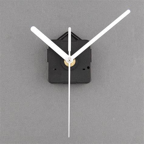 new quartz useful clock movement mechanism parts repairing