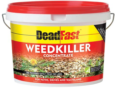 Deadfast Concentrate Weed Killer, Pack Of 18 Departments