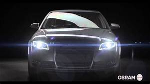 Osram Ledriving Xenarc  Xenon Headlamps For The Audi A4 B7