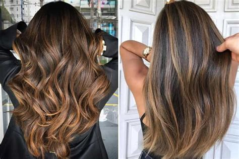 What Is The Difference Between And Brown Hair by