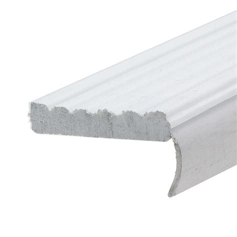 garage door weather seal king e o 3 in x 108 in top and sides vinyl garage