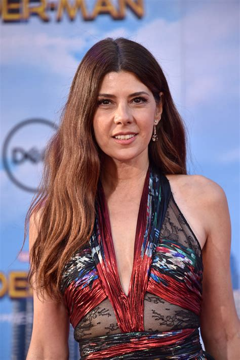 and easy hair colors marisa tomei at the quot spider homecoming quot l a premiere