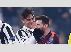 Juve star Dybala makes shock revelation to Messi after UCL