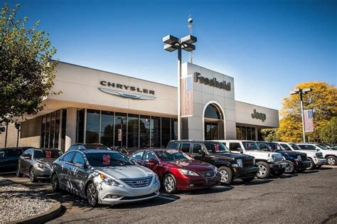 Freehold Chrysler by Chrysler Jeep 11 Photos 33 Reviews Car Dealers