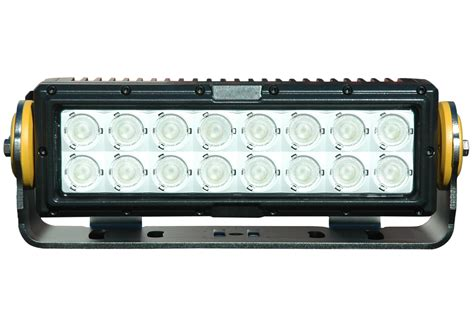 160 watt high intensity led light bar released by larson
