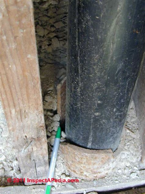 test  trace sewer gas smells  septic tank