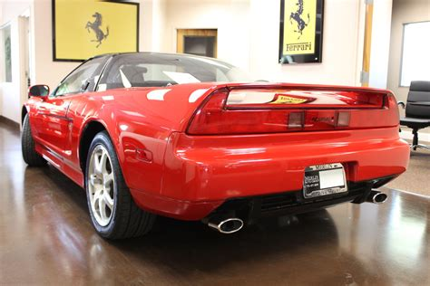 used 1992 acura nsx red coupe v6 3l m for sale acura nsx