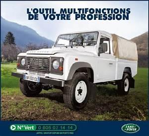 Land Rover Rodez : defender 110 pick up mark 2 pour 435 ht mois jaguar montpellier land rover montpellier ~ Gottalentnigeria.com Avis de Voitures
