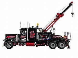 Lego Technic Camion : lego technic camion remorque geant tracteur agricole ~ Nature-et-papiers.com Idées de Décoration