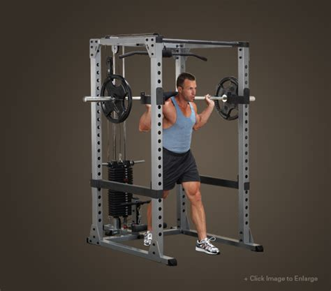 gpr body solid pro power rack body solid fitness
