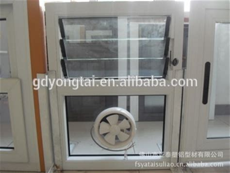 Exhaust Fans For Bathrooms Singapore by Upvc Ventilator Window With Exhaust Fan For Kittchen Or