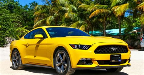 Study Finds Yellow Cars Hold Their Value The Best