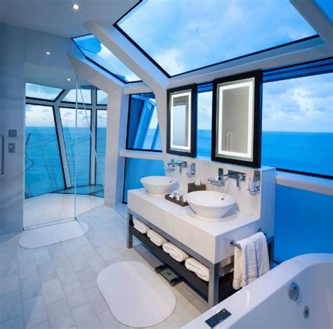 Sinking Elementary Suites by Checking In Cruise Ship Suites