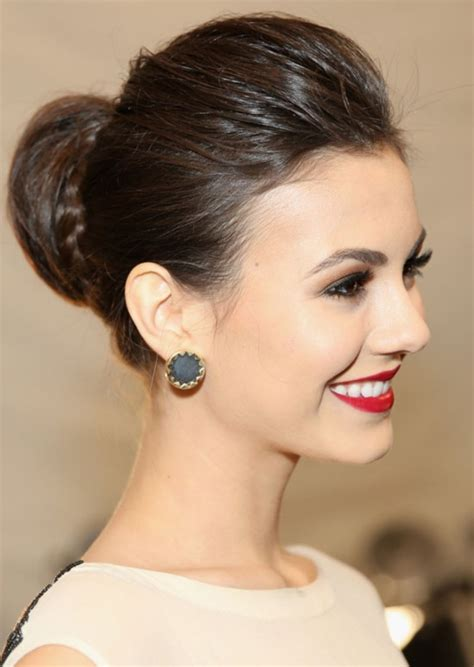 quick  minute hairstyles  working women