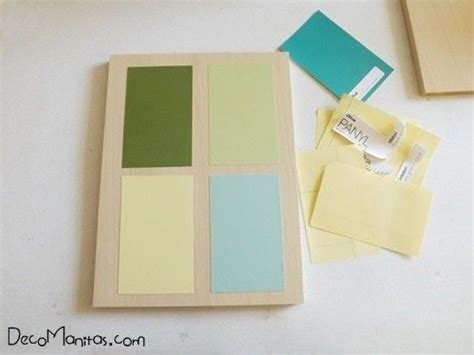 manualidades  decorar paredes  tablas de madera
