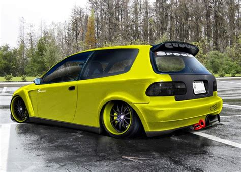 Modified Civic Parts by Top 30 Honda Civic Modified 2018 Type R And Si Model Mod
