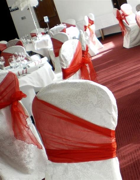 different ways to tie chair sashes wedding ideas