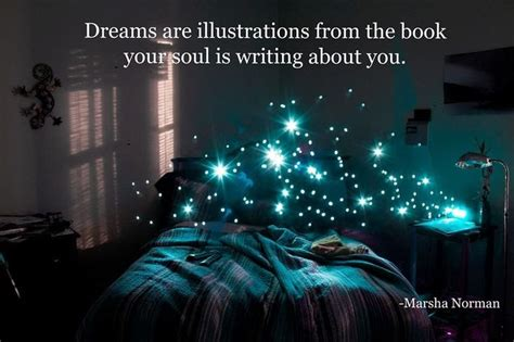 Charming Life Pattern Marsha Norman Quote dreams