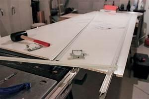 Installer Une Porte Coulissante : porte de placard coulissante recoupable vs sur mesure ~ Dailycaller-alerts.com Idées de Décoration
